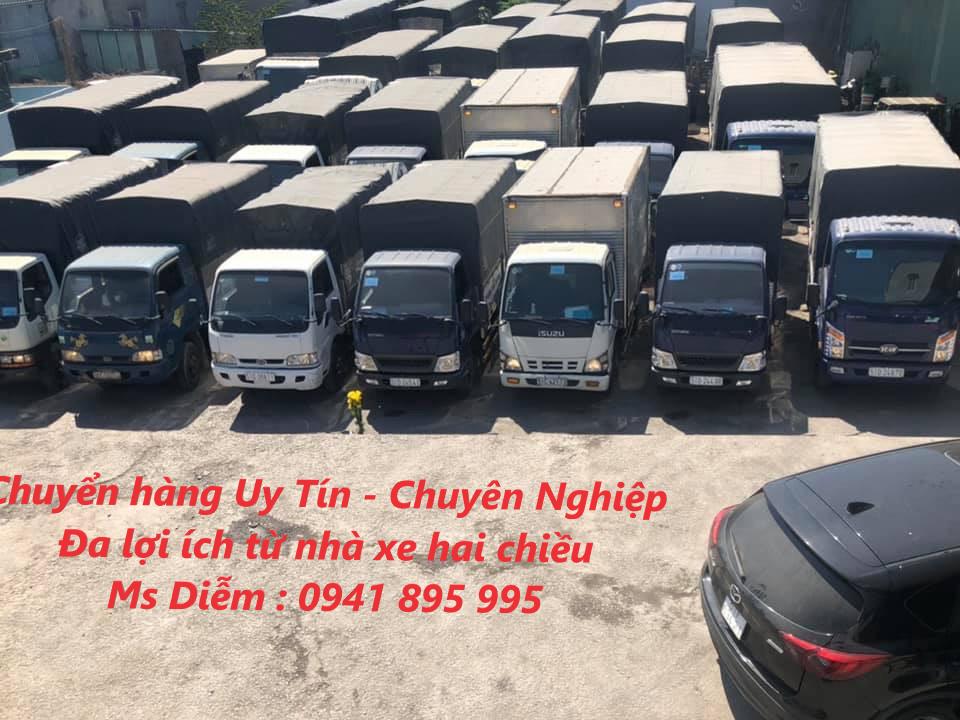 vận chuyển hàng Sài Gòn Thanh Hóa