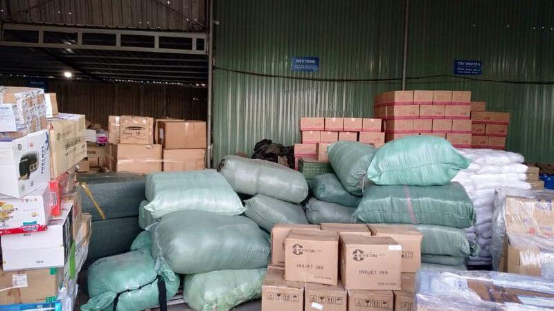 Dịch vụ chuyển hàng đi Quảng Ngãi