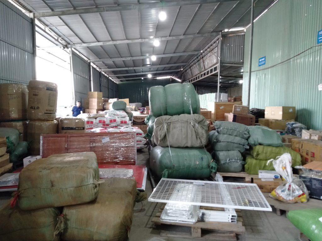 Nhà xe ghép hàng Hà Nội Hòa Bình