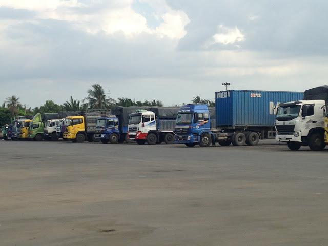 nhà xe chuyển hàng Hà Nội đi Bến Tre