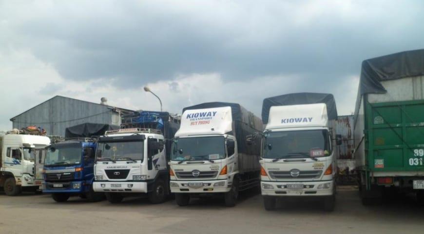 Chành xe chuyển hàng Sài Gòn đi Phú Yên
