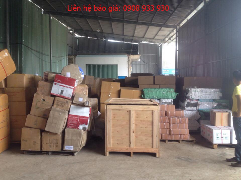 Nhà xe ghép hàng Hà Nội HCM