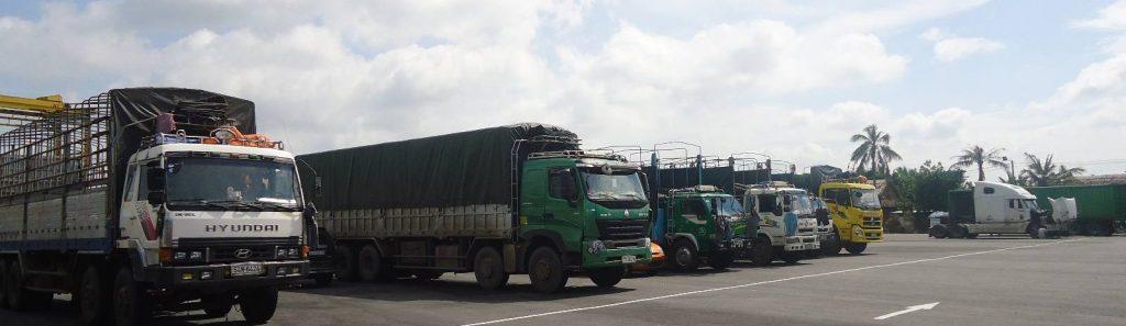 Chành xe Ghép hàng đi Quảng Nam