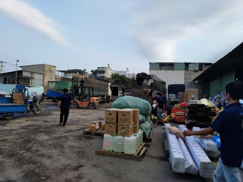 Vận chuyển hàng Hưng Yên đi Thanh Hóa