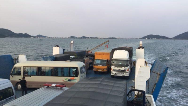 Chành xe vận chuyển hàng từ Hà Nội đi Nha Trang