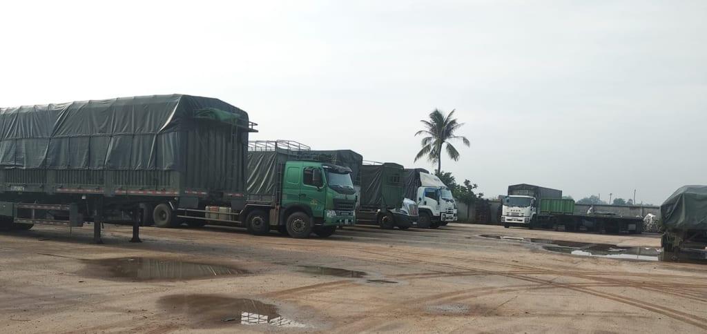 Nhà xe vận chuyển hàng từ Sài Gòn đi KCN Đình Vũ