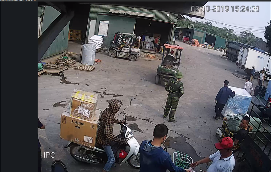 Chành xe Ghép hàng đi Quảng Trị