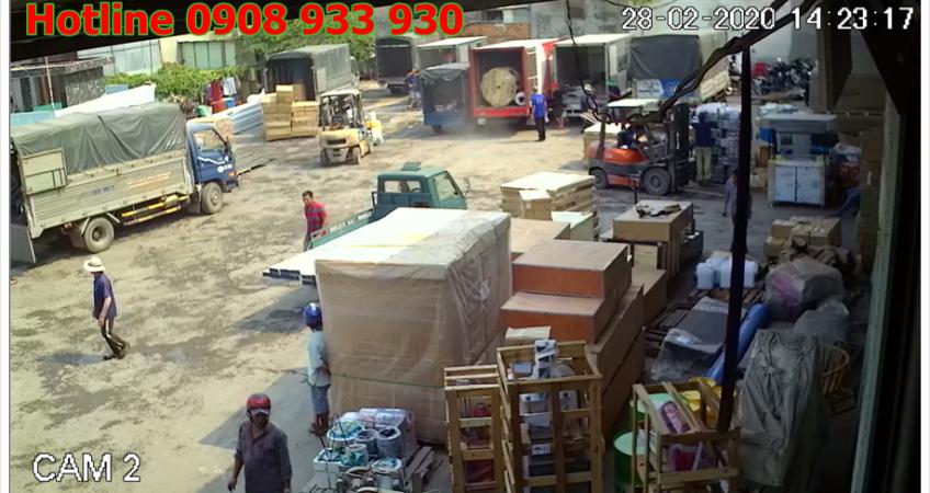 Vận chuyển hàng nội thành Hồ Chí Minh