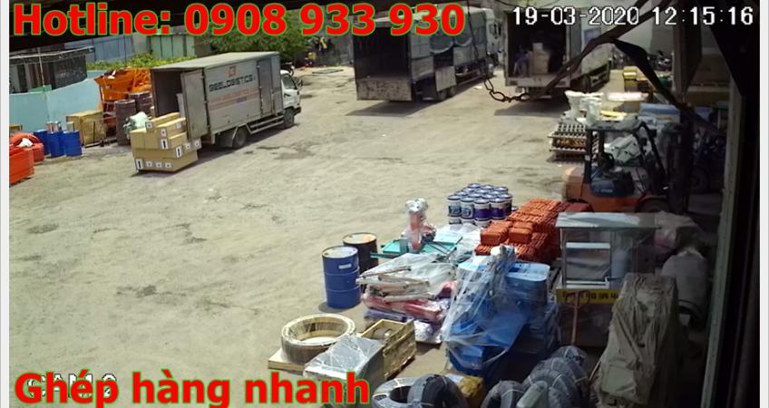 Chành xe ghép hàng Hồ Chí Minh đi Kon Tum