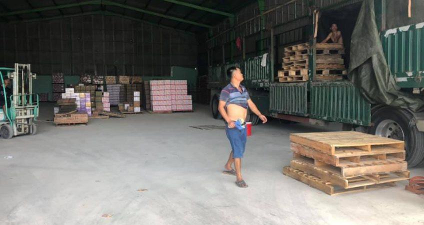Vận chuyển hàng từ Hồ Chí Minh đi Hải Dương