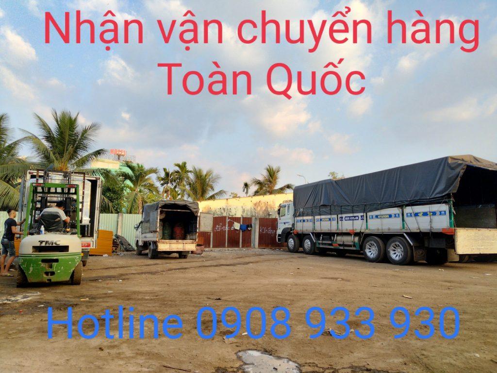 Ghép hàng Hồ Chí Minh đi Hà Nội